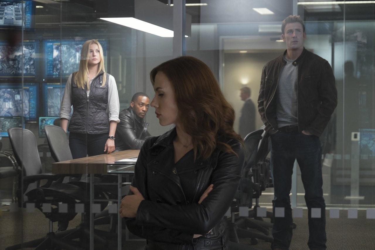 Captain America 3 - Bild 4