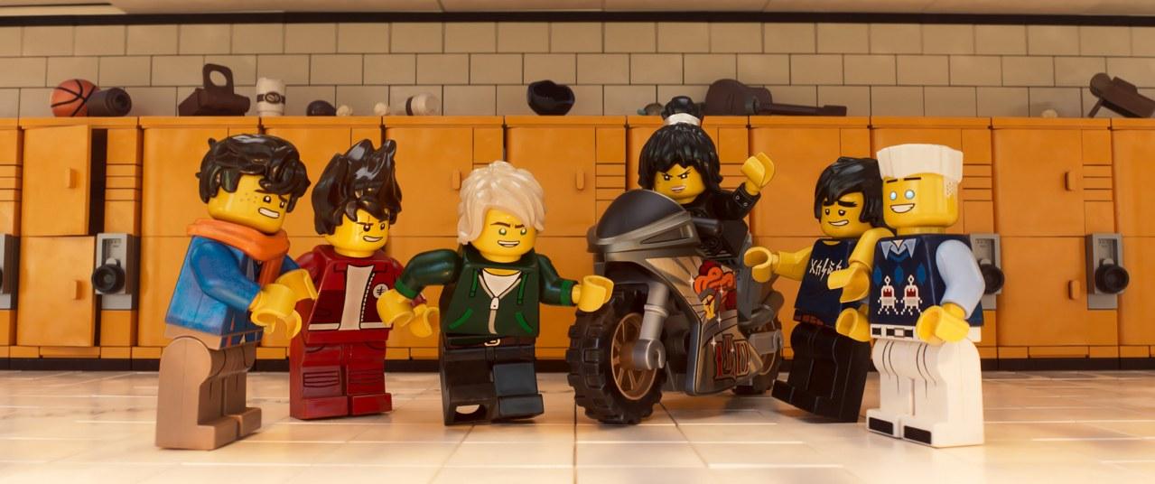 The Lego Ninjago Movie - Bild 1
