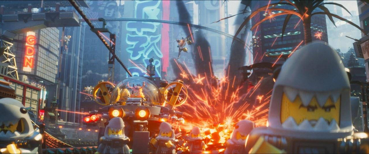The Lego Ninjago Movie - Bild 5