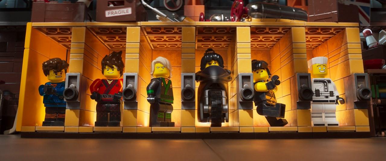 The Lego Ninjago Movie - Bild 11