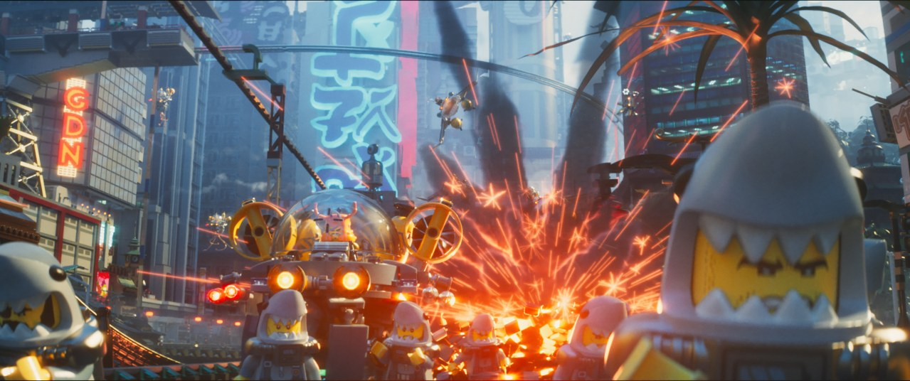 The Lego Ninjago Movie - Bild 5