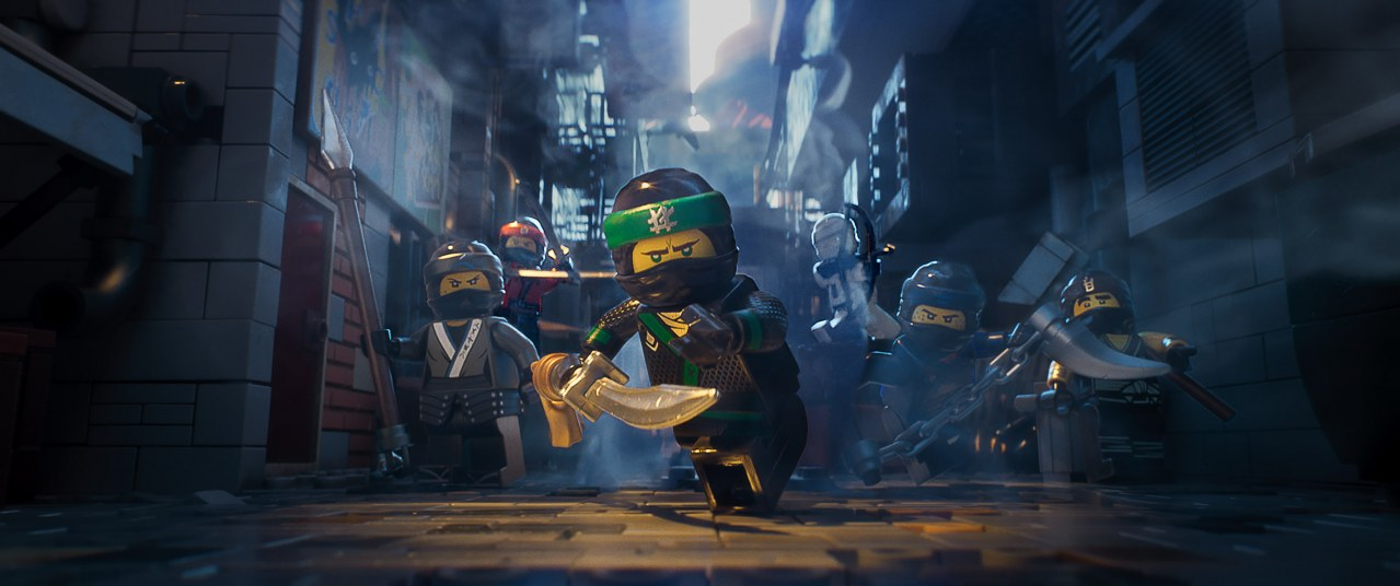 The Lego Ninjago Movie - Bild 6
