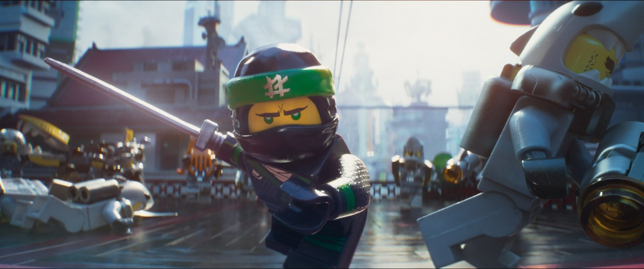 The Lego Ninjago Movie - Bild 8