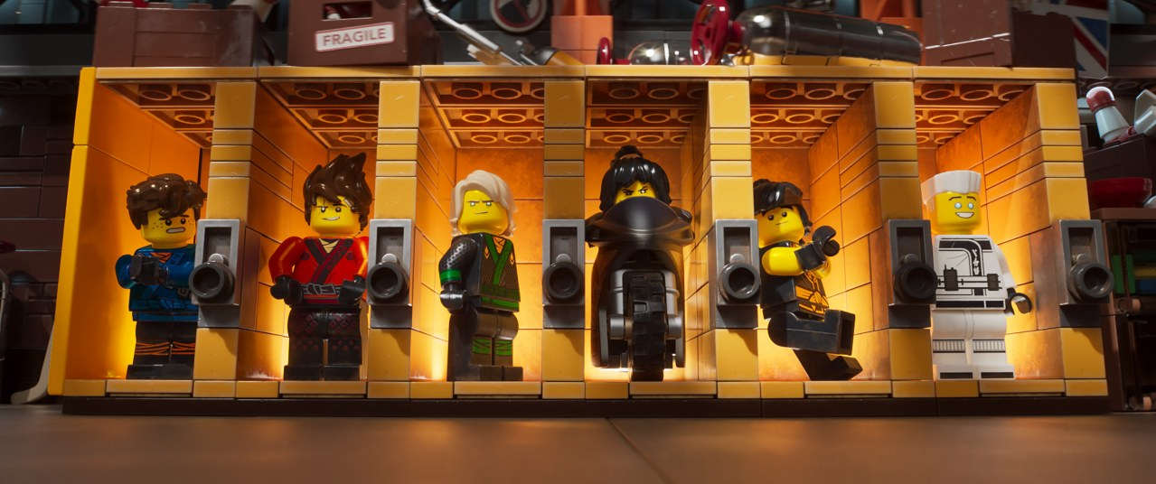 The Lego Ninjago Movie - Bild 11