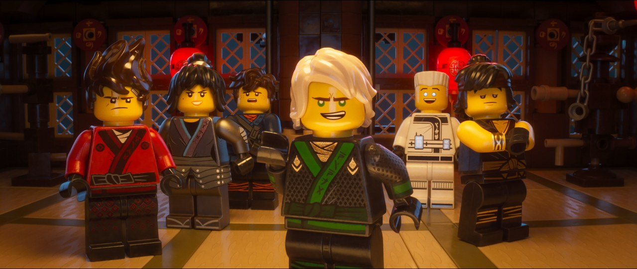 The Lego Ninjago Movie - Bild 13