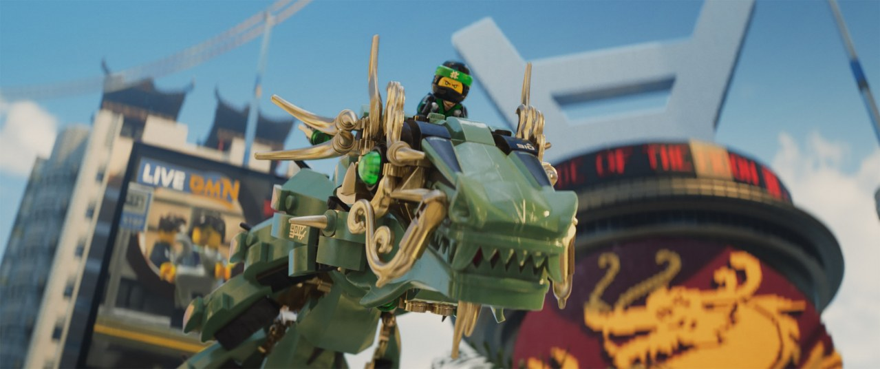 The Lego Ninjago Movie - Bild 31