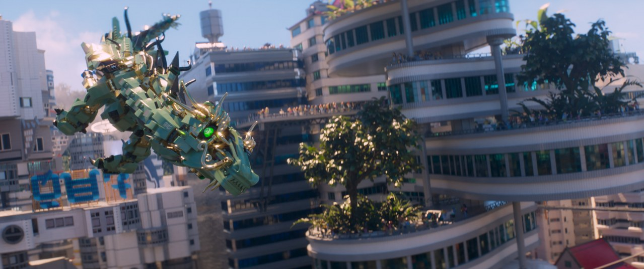 The Lego Ninjago Movie - Bild 46