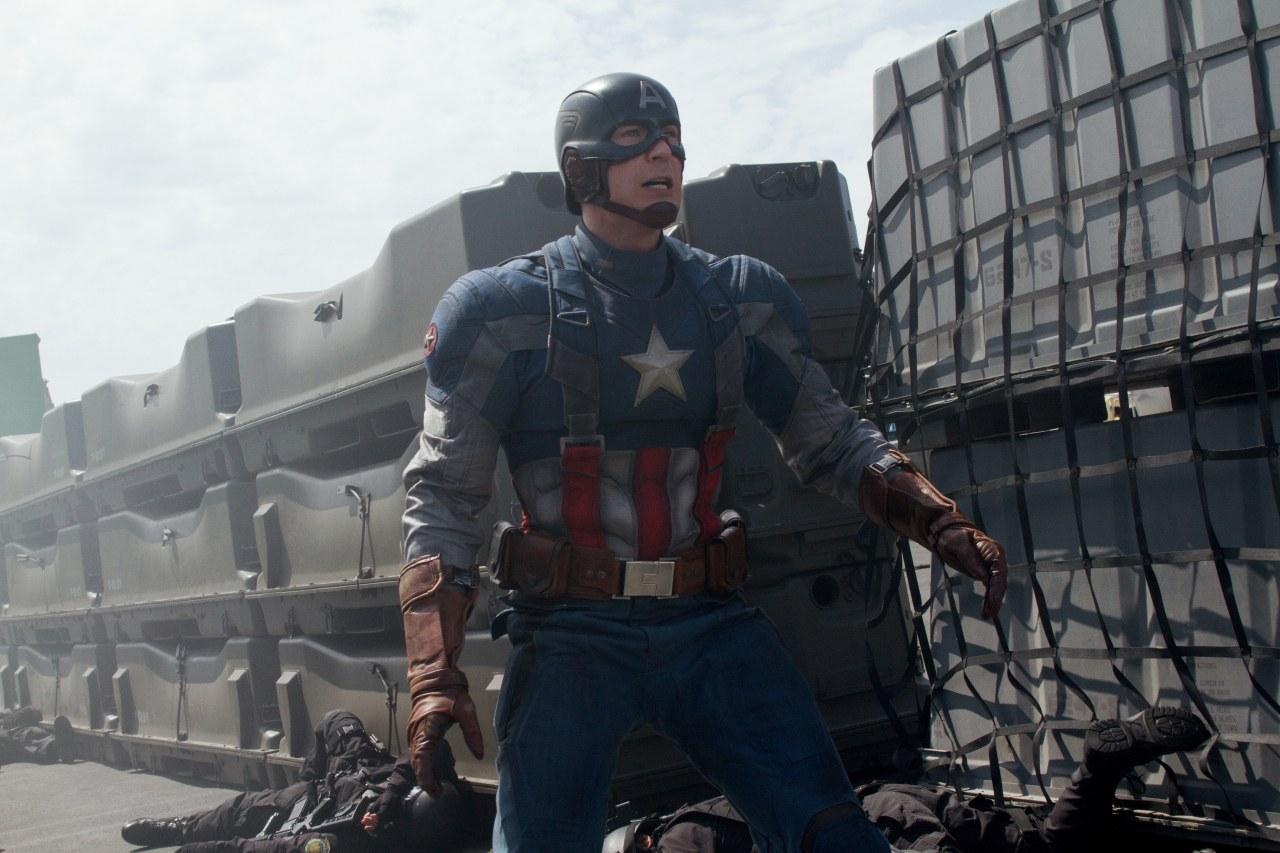 The Return of the First Avenger - Bild 16