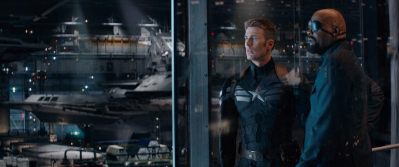 The Return of the First Avenger - Bild 18