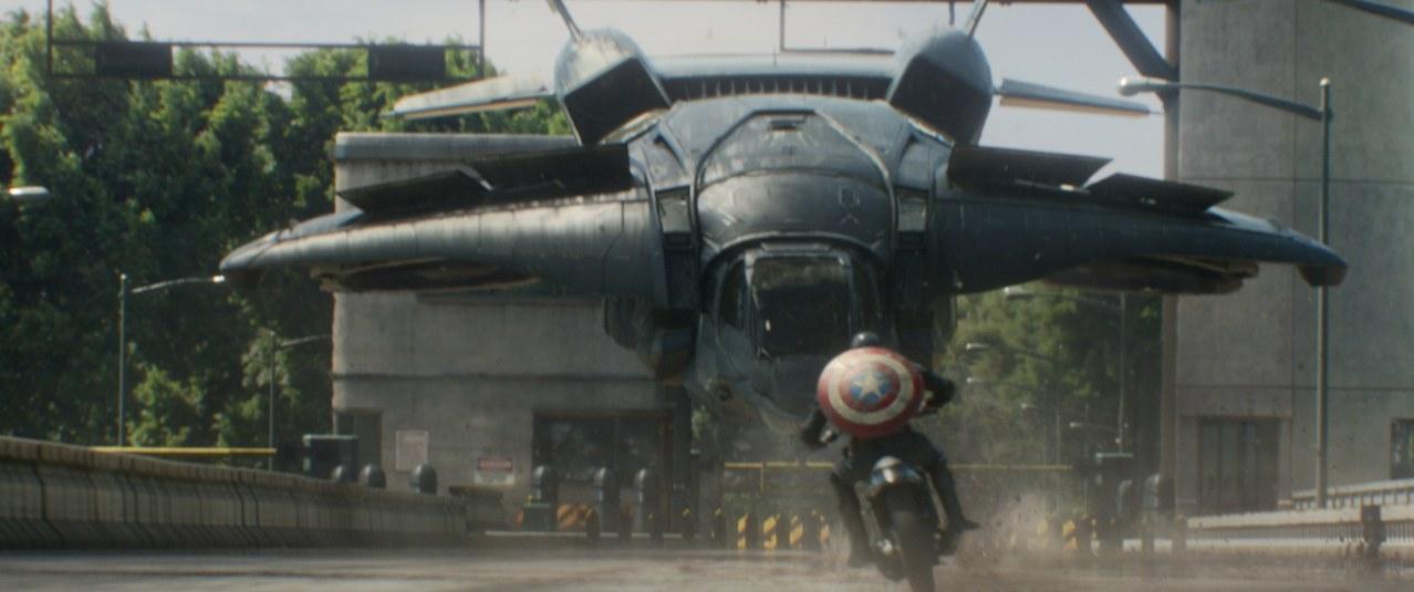 The Return of the First Avenger - Bild 23