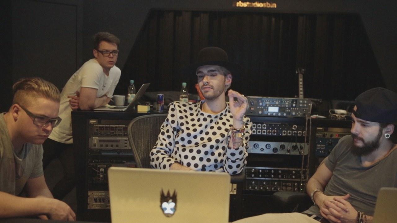Tokio Hotel - Hinter die Welt - Bild 1