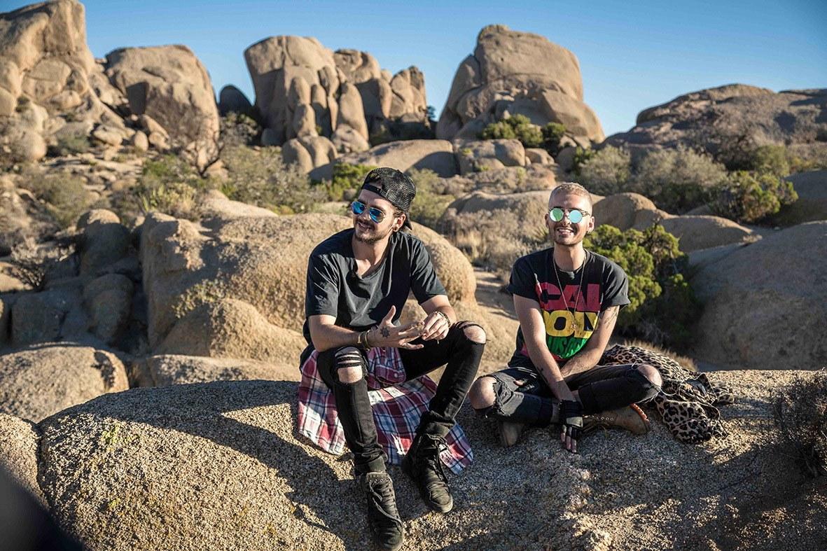 Tokio Hotel - Hinter die Welt - Bild 3