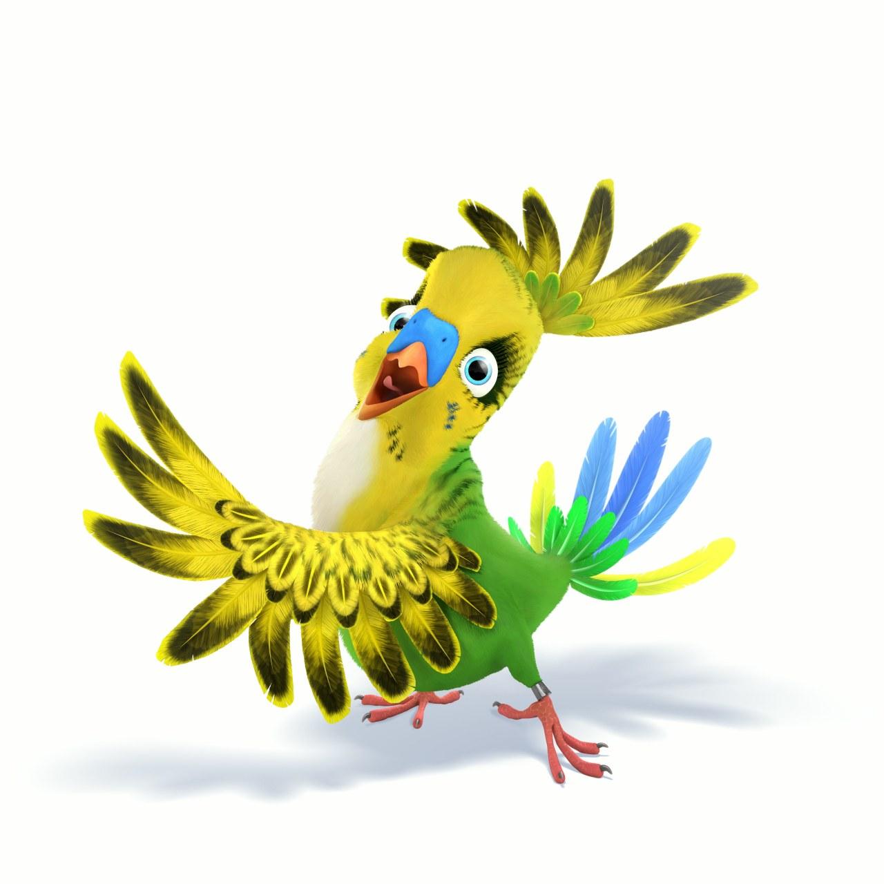 Überflieger: Kleine Vögel - großes Geklapper - Bild 5