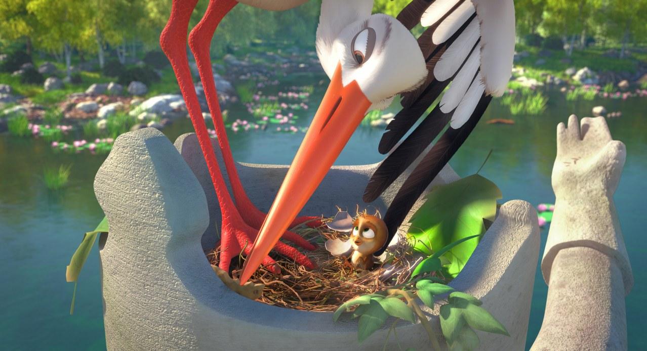 Überflieger: Kleine Vögel - großes Geklapper - Bild 6