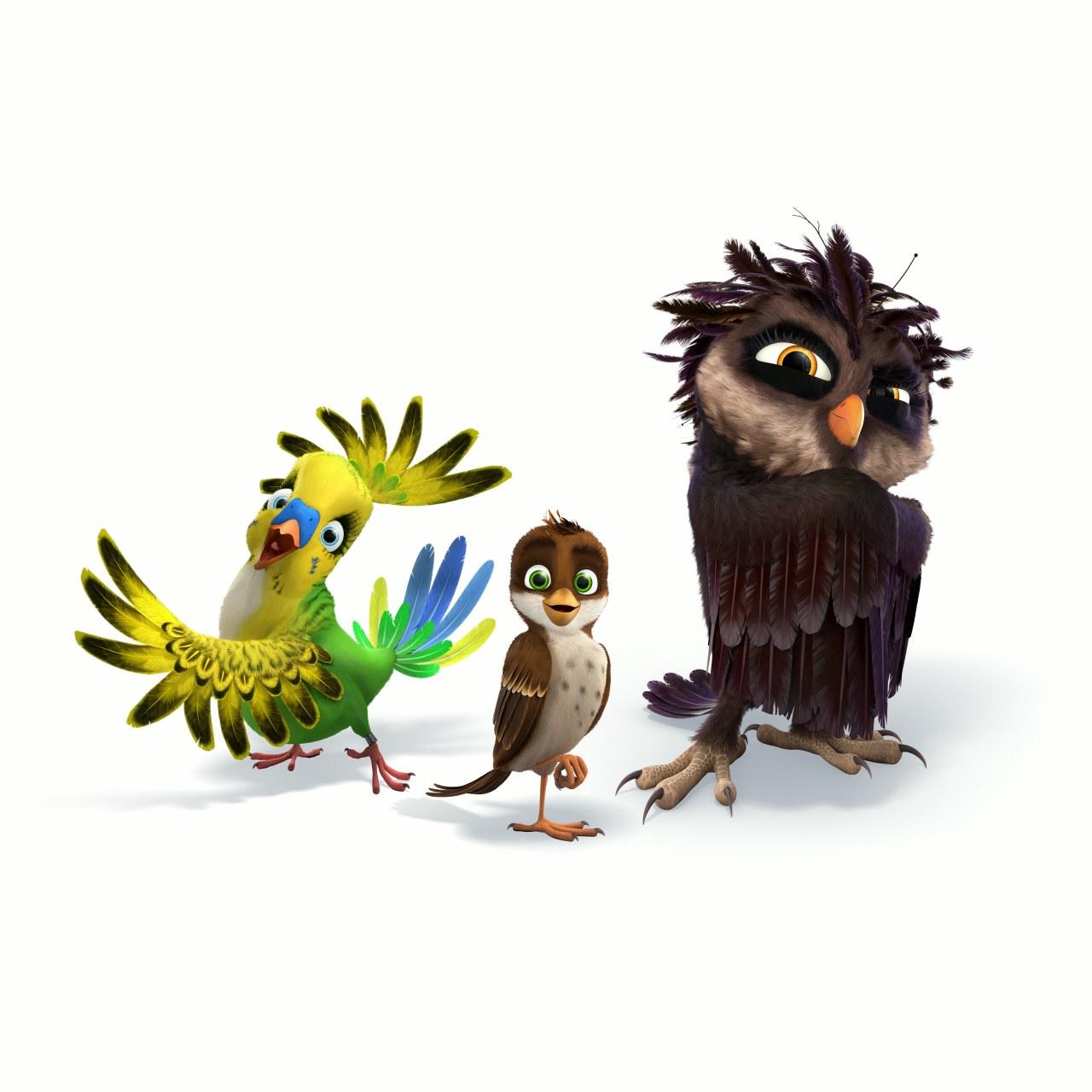 Überflieger: Kleine Vögel - großes Geklapper - Bild 17