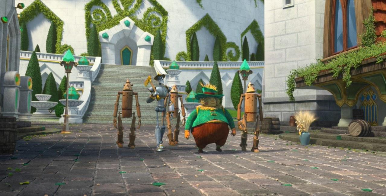 Urfin, der Zauberer von Oz - Bild 1