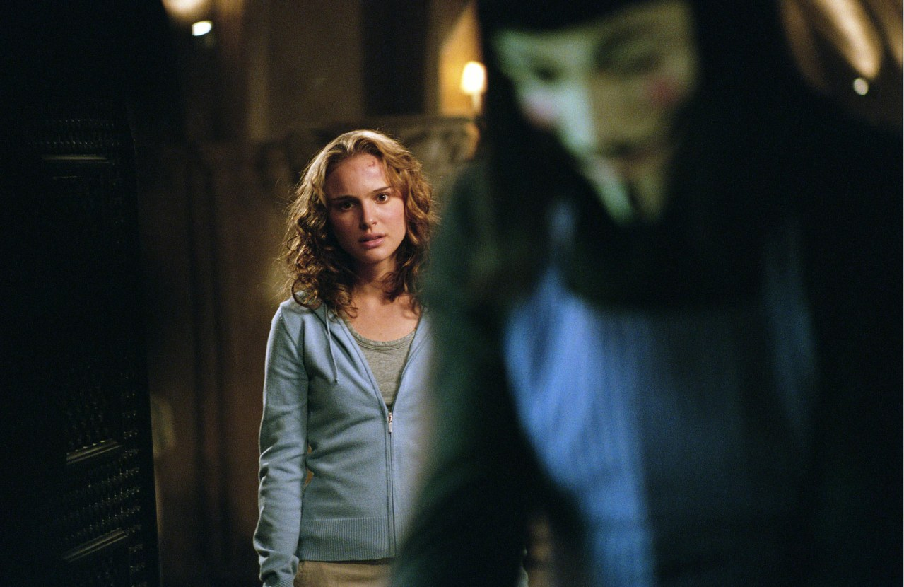 V wie Vendetta - Bild 2