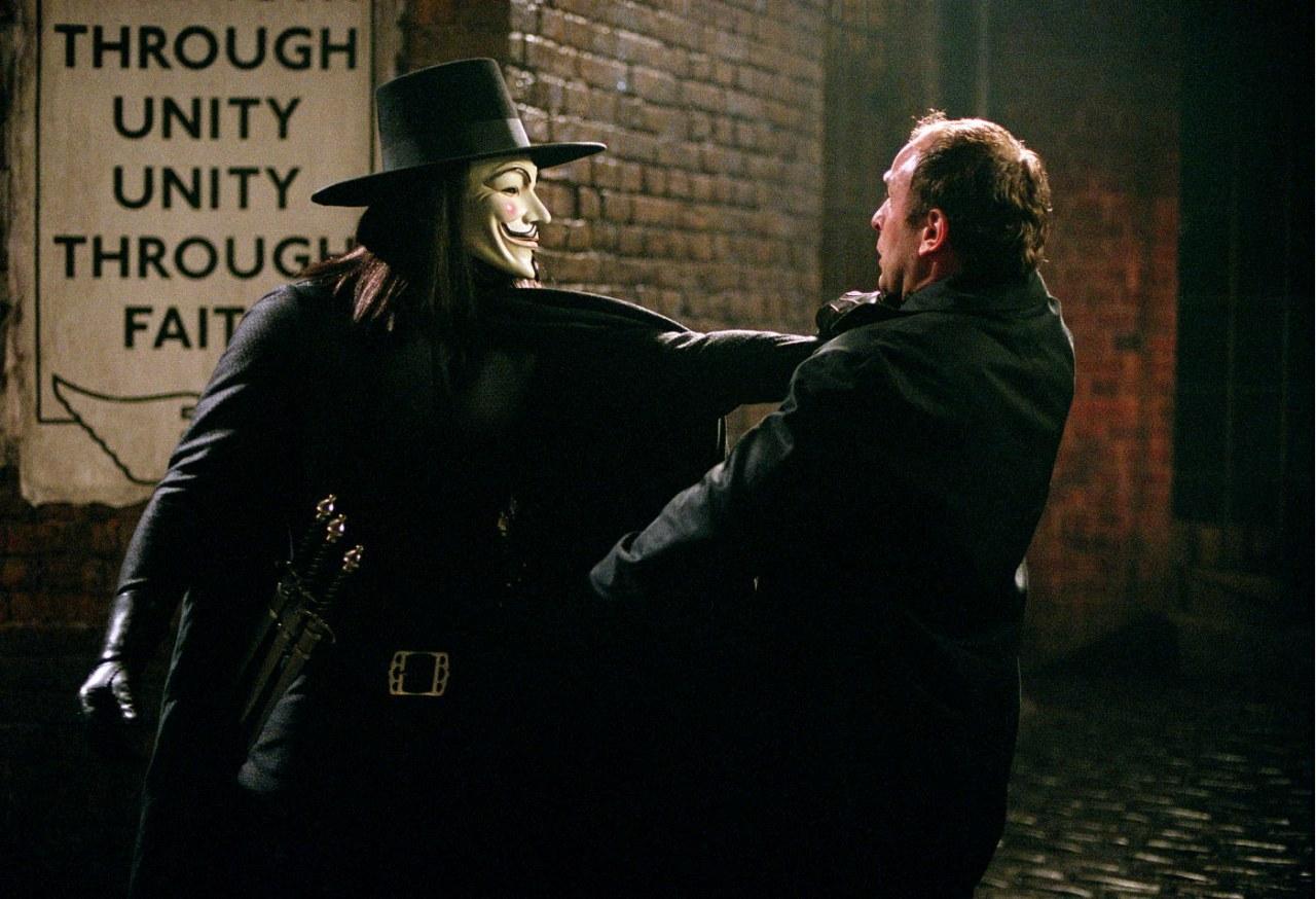 V wie Vendetta - Bild 3