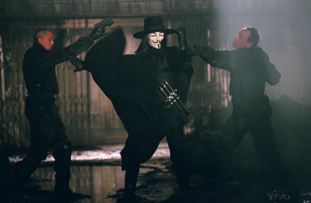 V wie Vendetta - Bild 12
