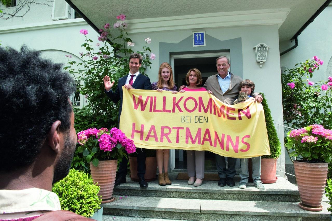 Willkommen bei den Hartmanns - Bild 1
