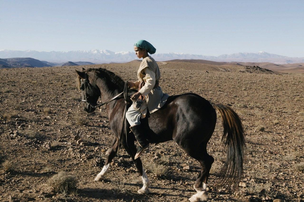 Zaïna, Königin der Pferde - Bild 1