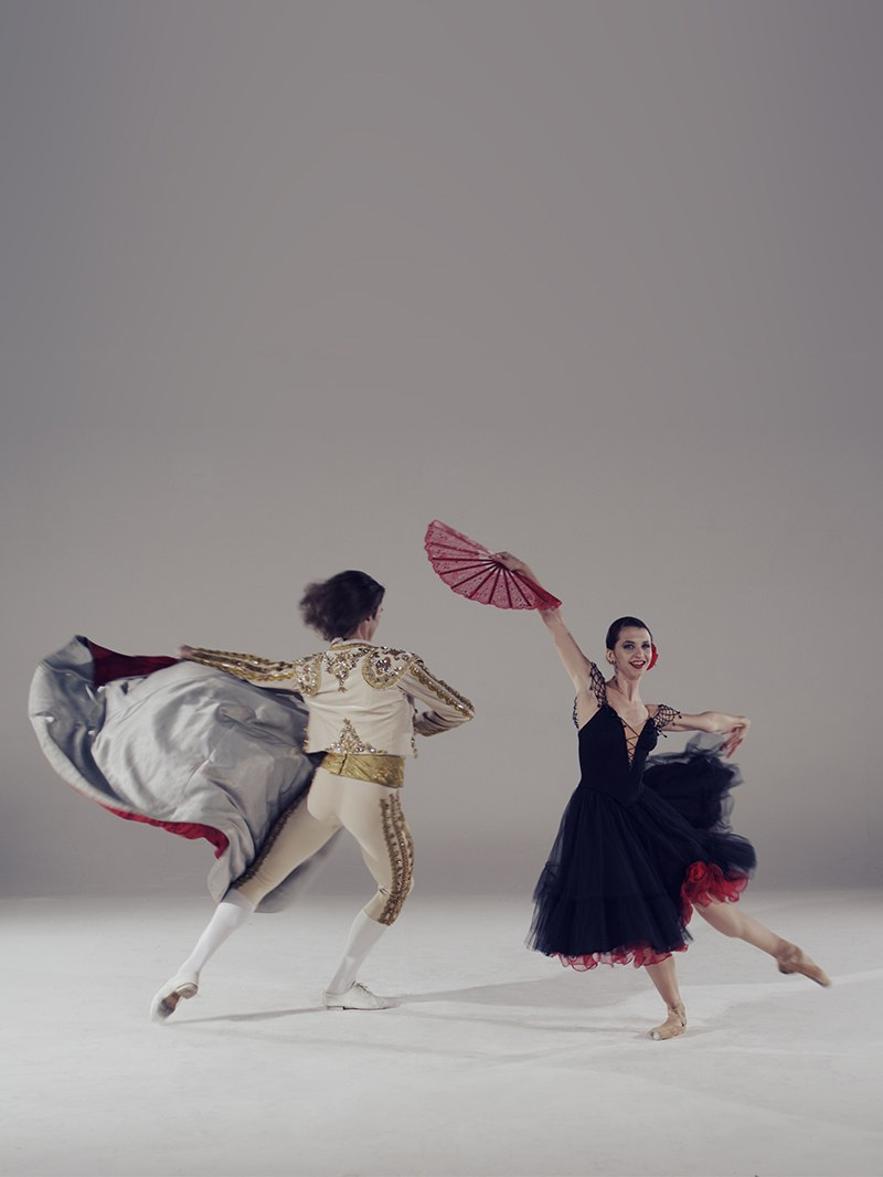 Bolshoi Don Quichotte  - Bild 1