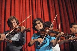 20 Geigen auf St. Pauli - Bild 1
