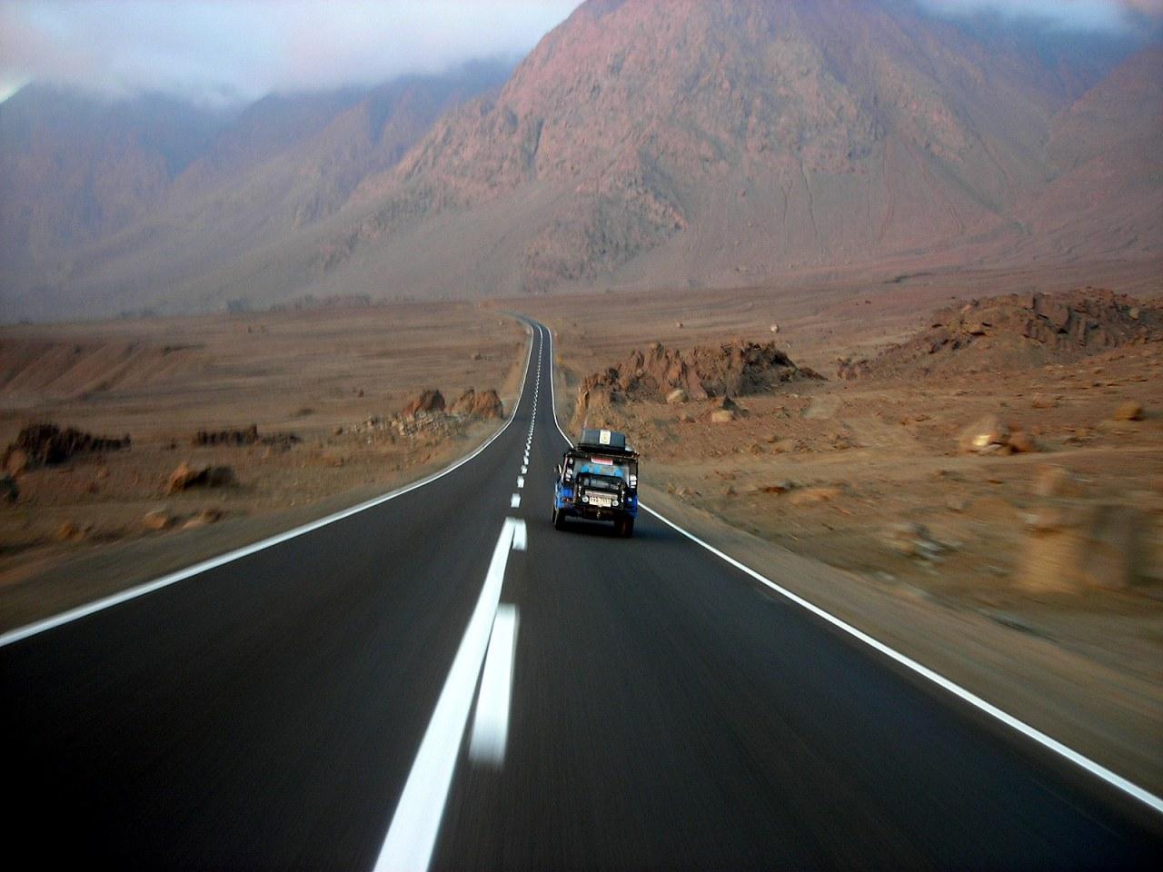 A 60 km/h (Cinespañol 5) - Bild 1