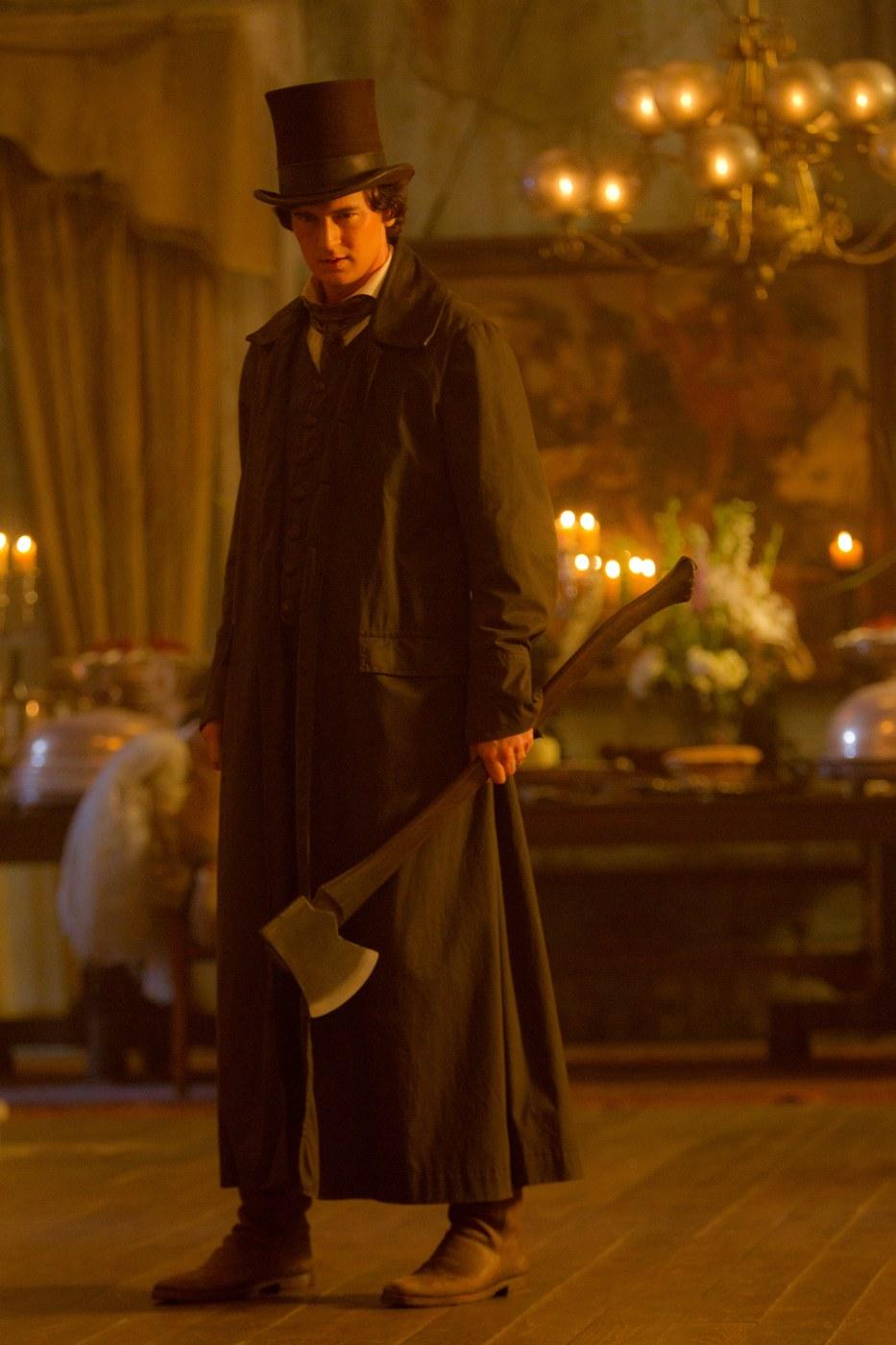 Abraham Lincoln - Vampirjäger - Bild 2