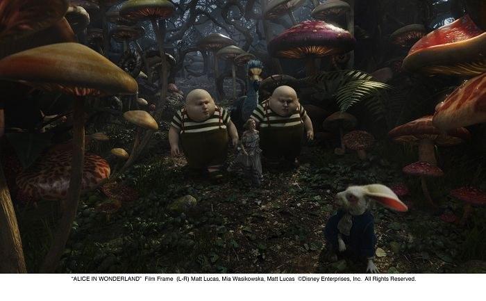 Alice im Wunderland 3D - Bild 2