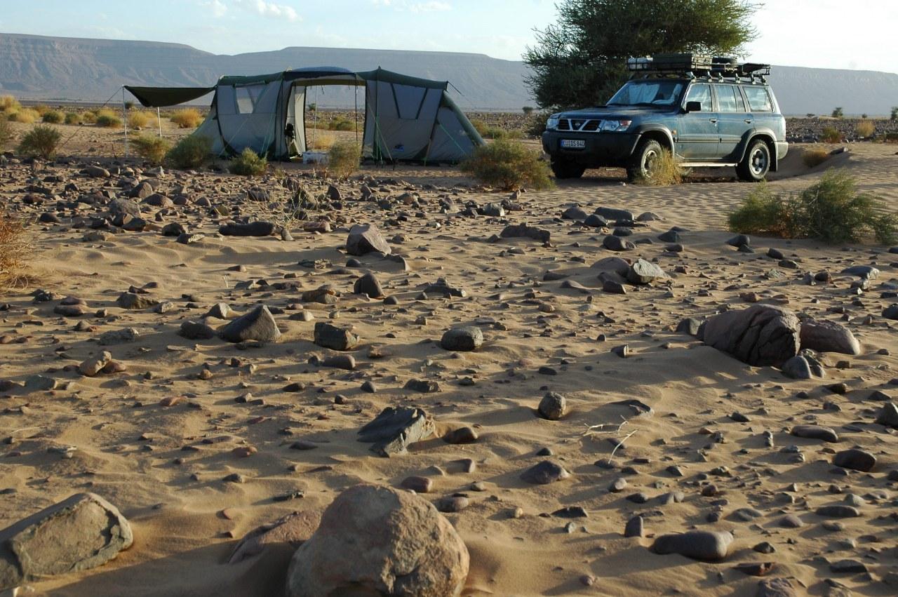 Allein die Wüste - Bild 1