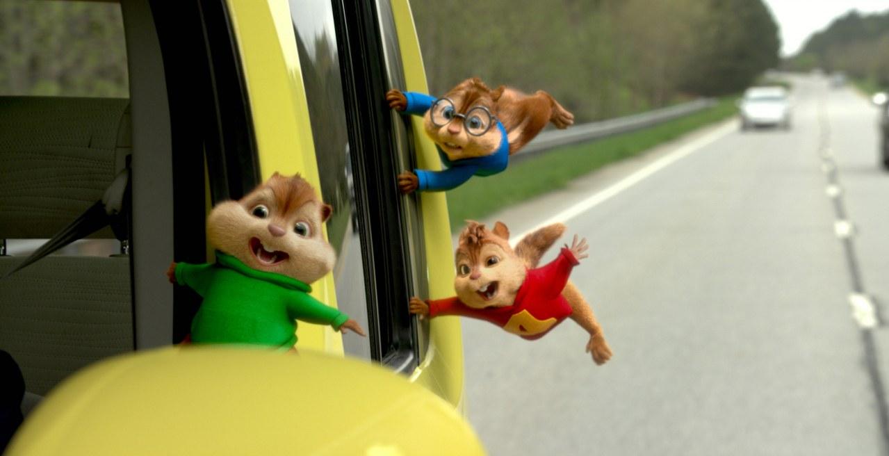 Alvin und die Chipmunks: Road Chip - Bild 1