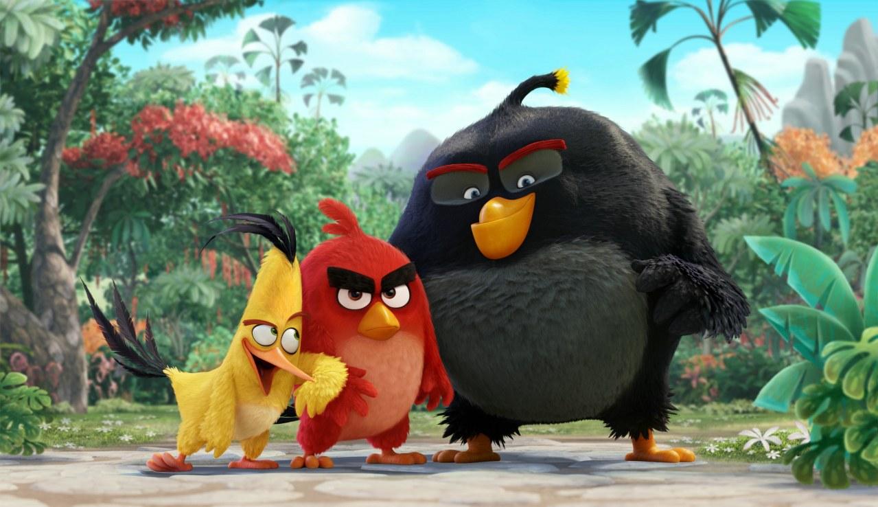 Angry Birds - Der Film - Bild 1