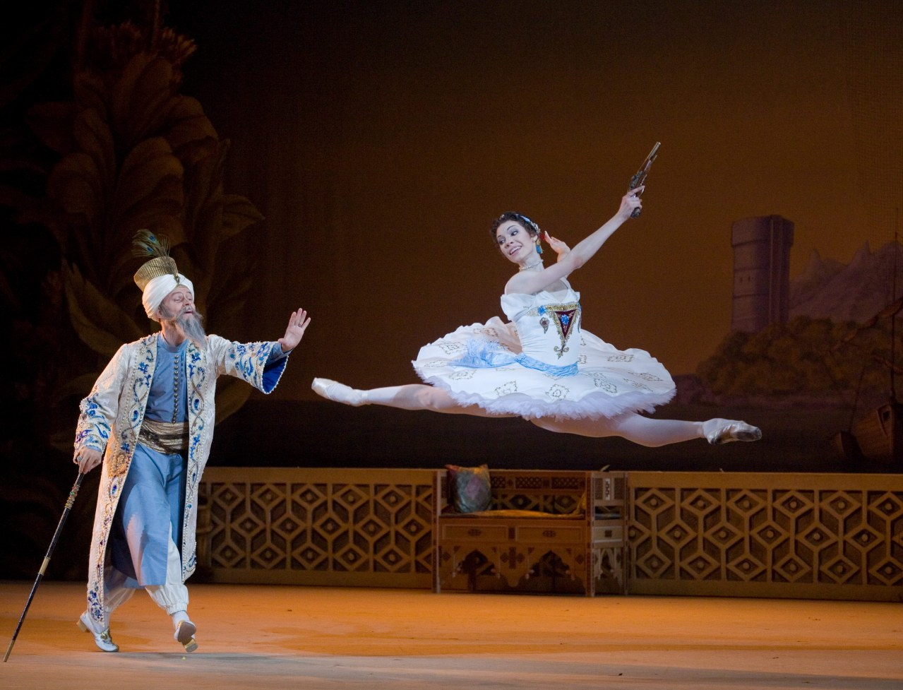 Moskauer Bolshoi-Theater - Le Corsaire - Bild 1