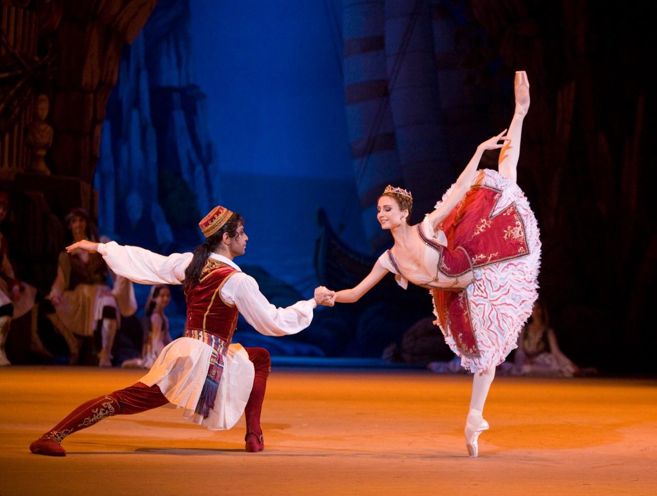 Moskauer Bolshoi-Theater - Le Corsaire - Bild 2