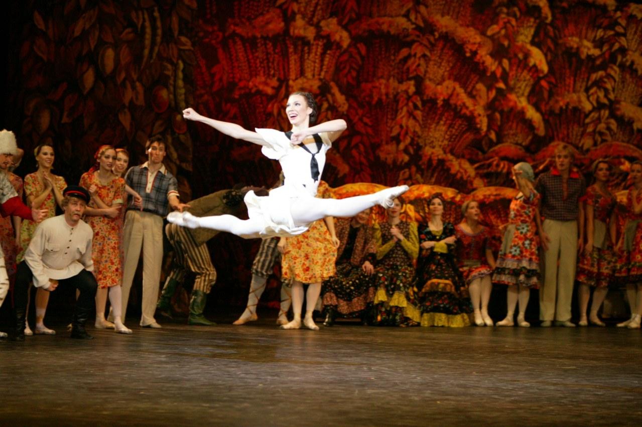 Moskauer Bolshoi-Theater - The Bright Stream - Bild 3