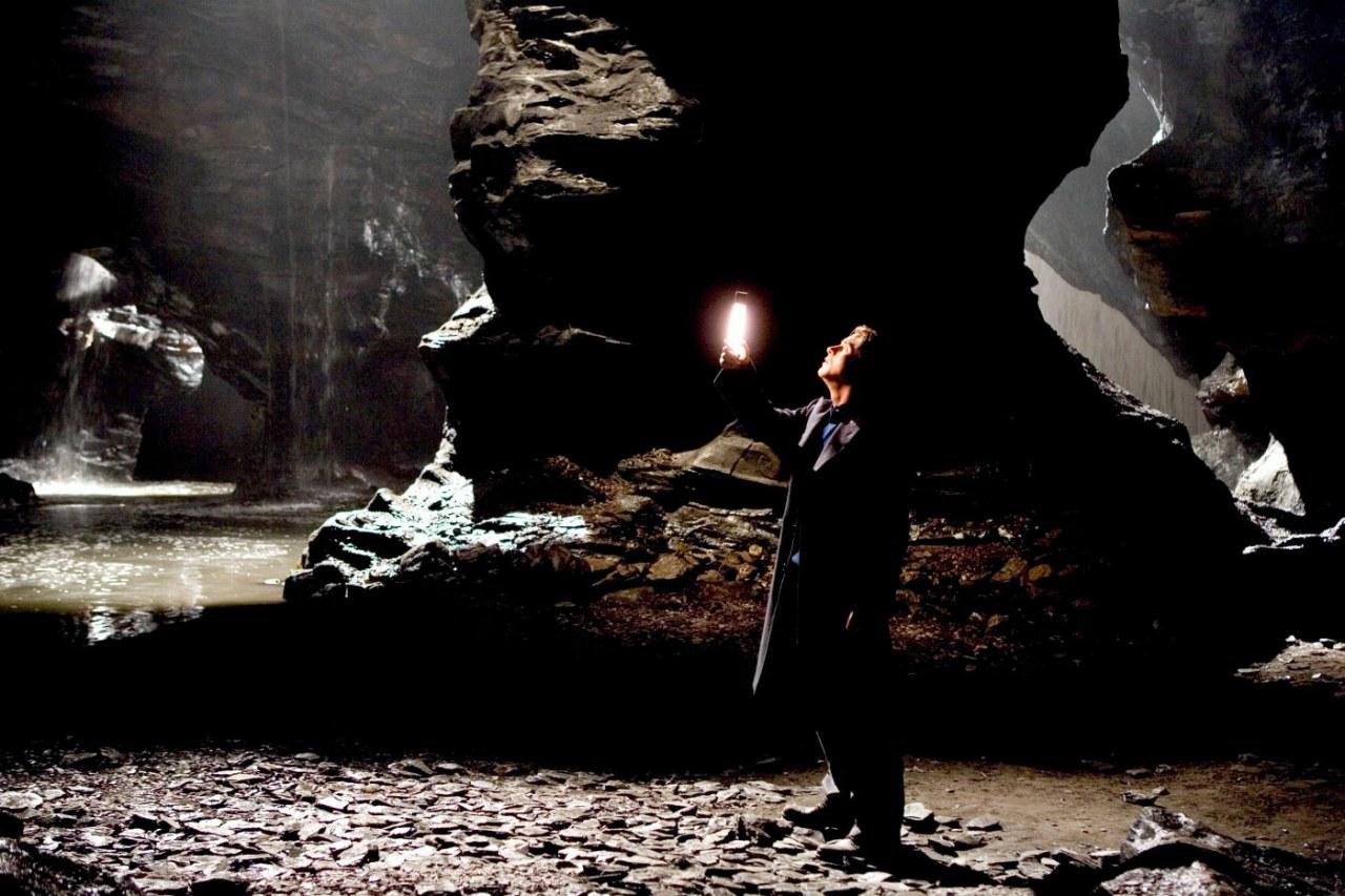 batman begins opening scene Batman begins by david goyer  peering into the darkness of an opening between rocks bats explode from the darkness, filling the air  batman batman.