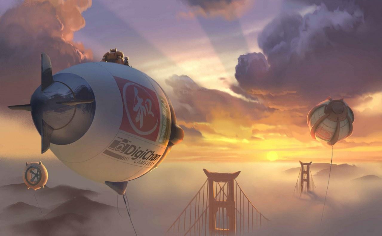 Baymax - Riesiges Robowabohu - Bild 1