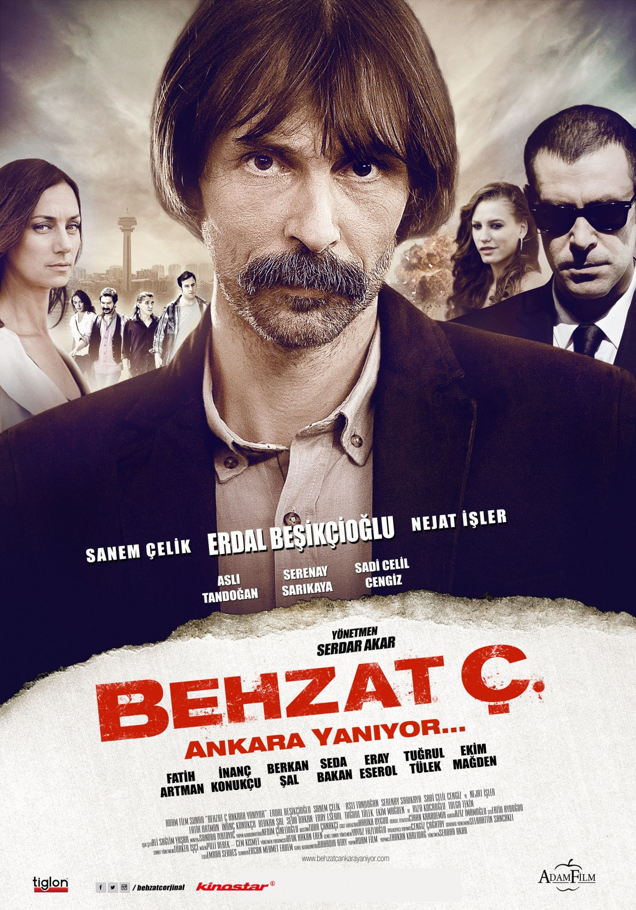 Behzat C. Ankara Yaniyor - Bild 4