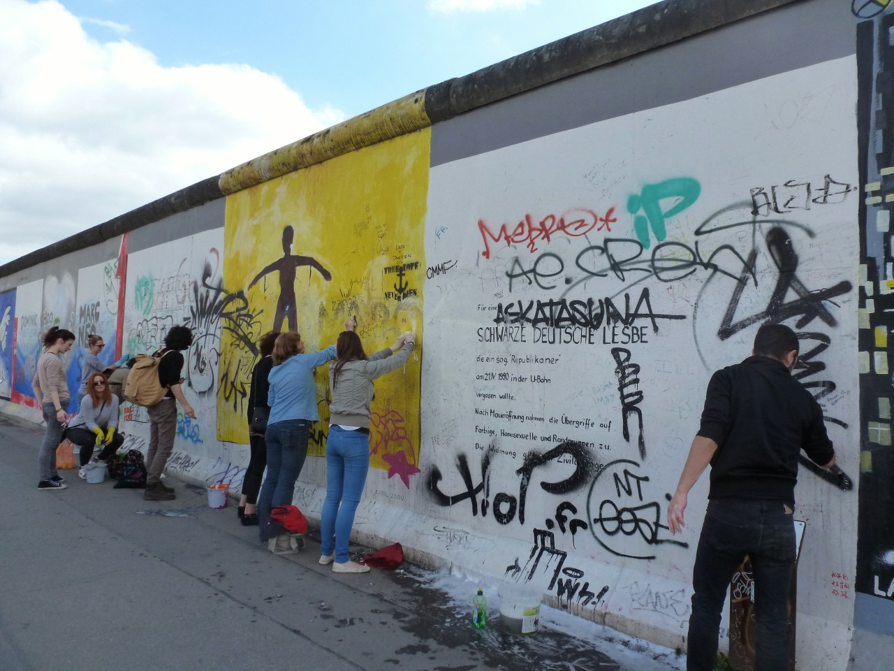 Berlin East Side Gallery - Bild 2