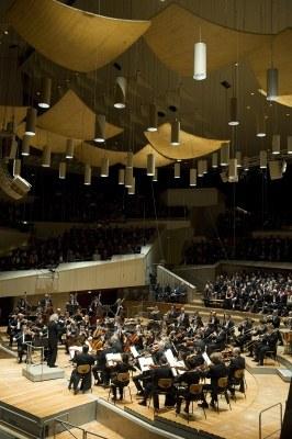 Berliner Philharmonie: Christian Thielemann und Albrecht Mayer - Bild 2