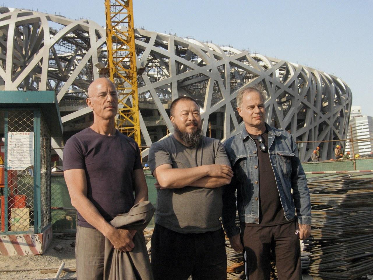 Bird's Nest - Herzog & De Meuron in China - Bild 6