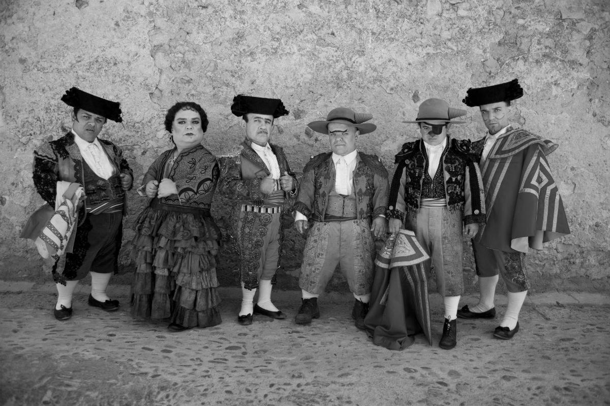 Blancanieves - Ein Märchen von Schwarz und Weiß - Bild 3