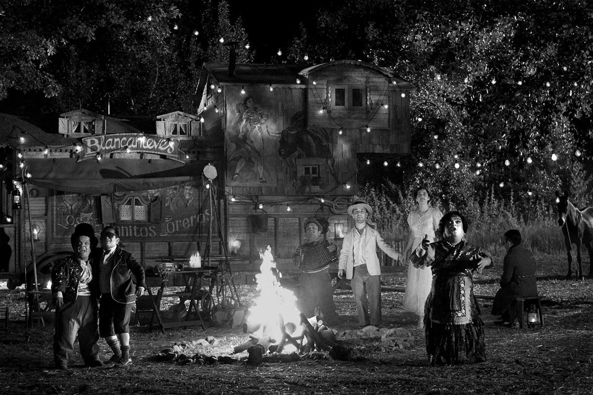 Blancanieves - Ein Märchen von Schwarz und Weiß - Bild 26