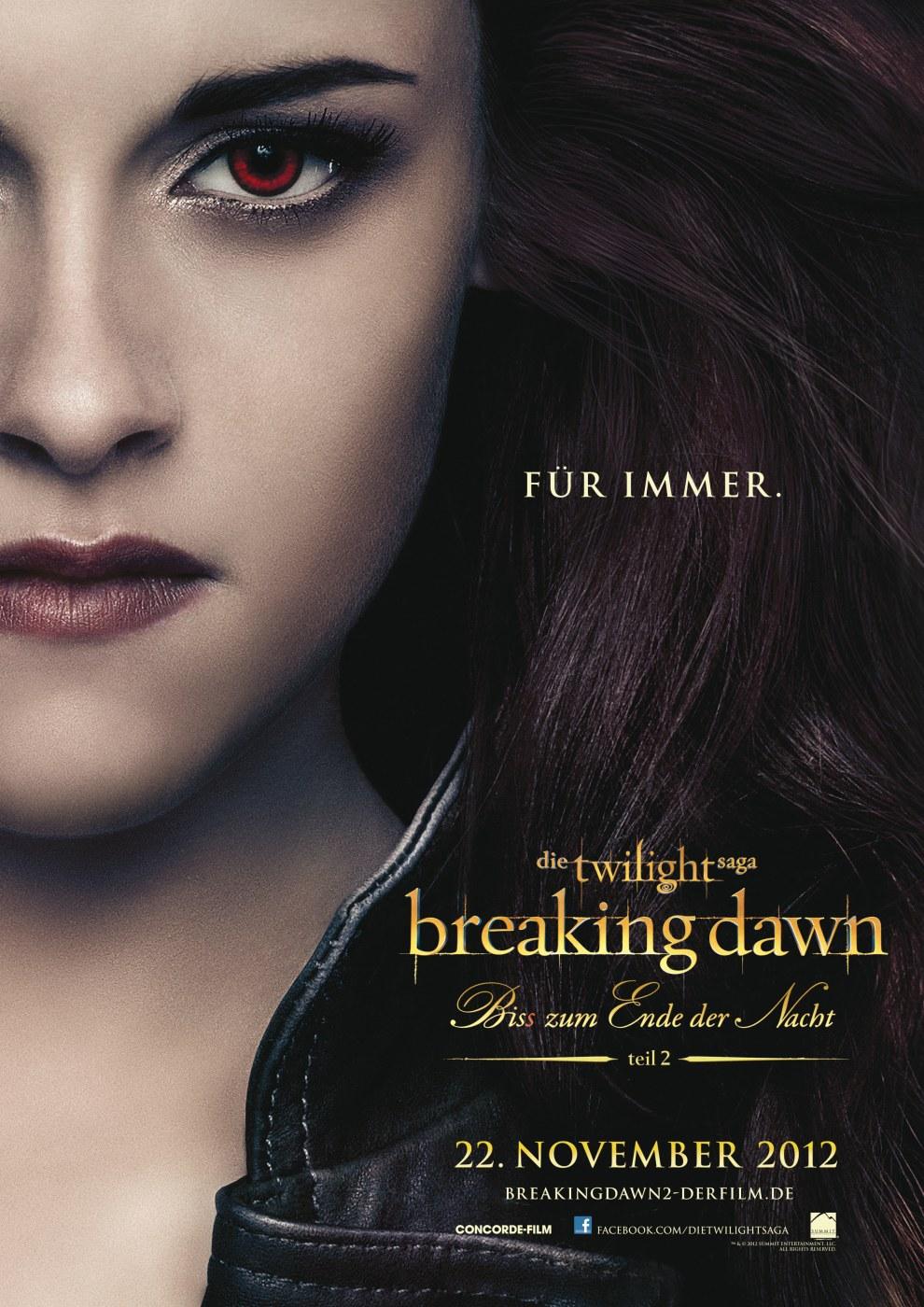 Breaking Dawn - Bis(s) zum Ende der Nacht - Teil 2 - Bild 25