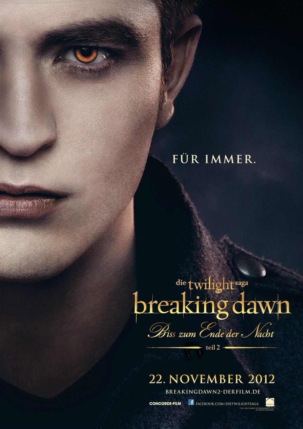 Breaking Dawn - Bis(s) zum Ende der Nacht - Teil 2 - Bild 26