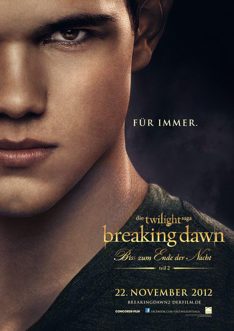 Breaking Dawn - Bis(s) zum Ende der Nacht - Teil 2 - Bild 27