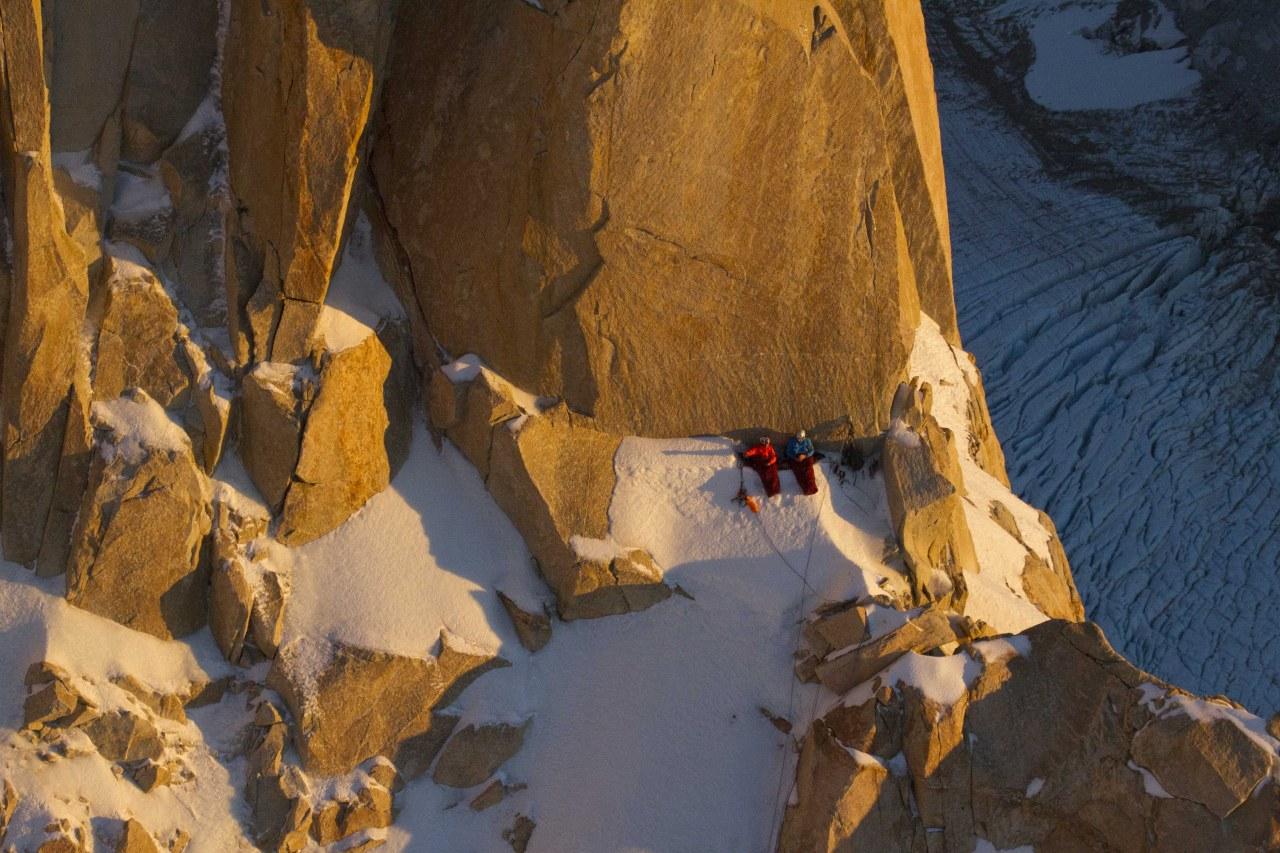 Cerro Torre - Nicht den Hauch einer Chance - Bild 1