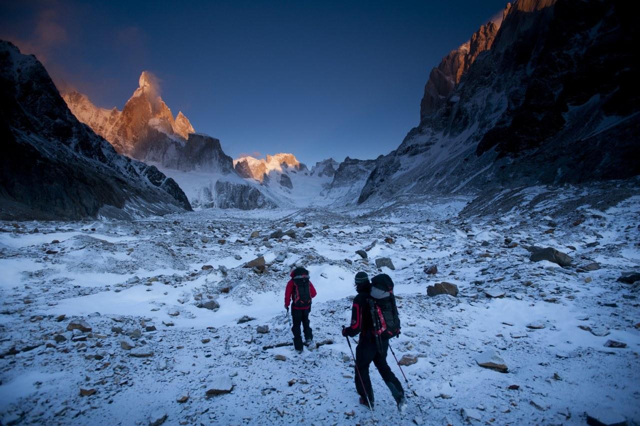 Cerro Torre - Nicht den Hauch einer Chance - Bild 6