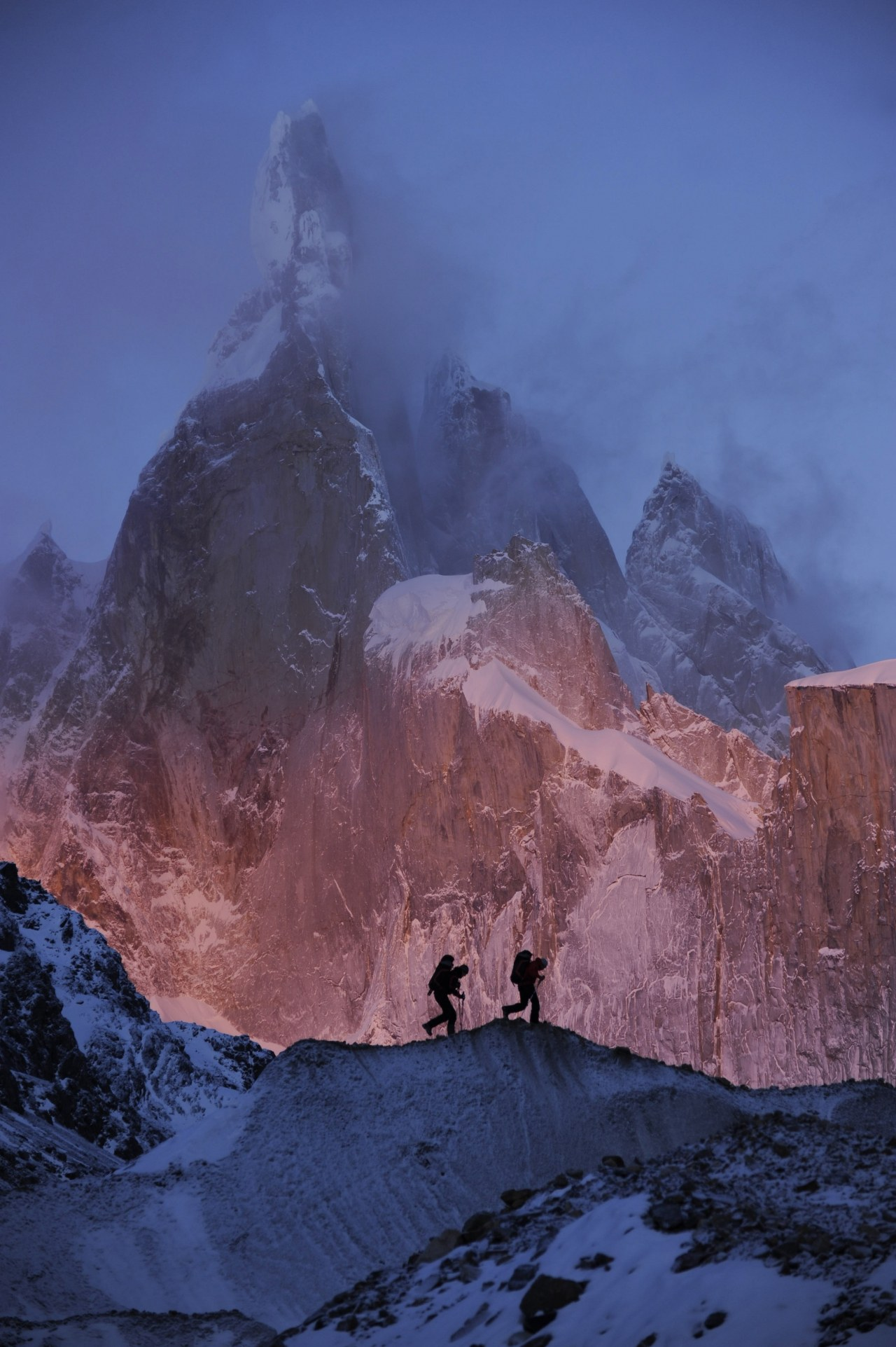 Cerro Torre - Nicht den Hauch einer Chance - Bild 7